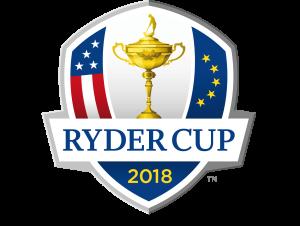 blason Ryder Cup 2018