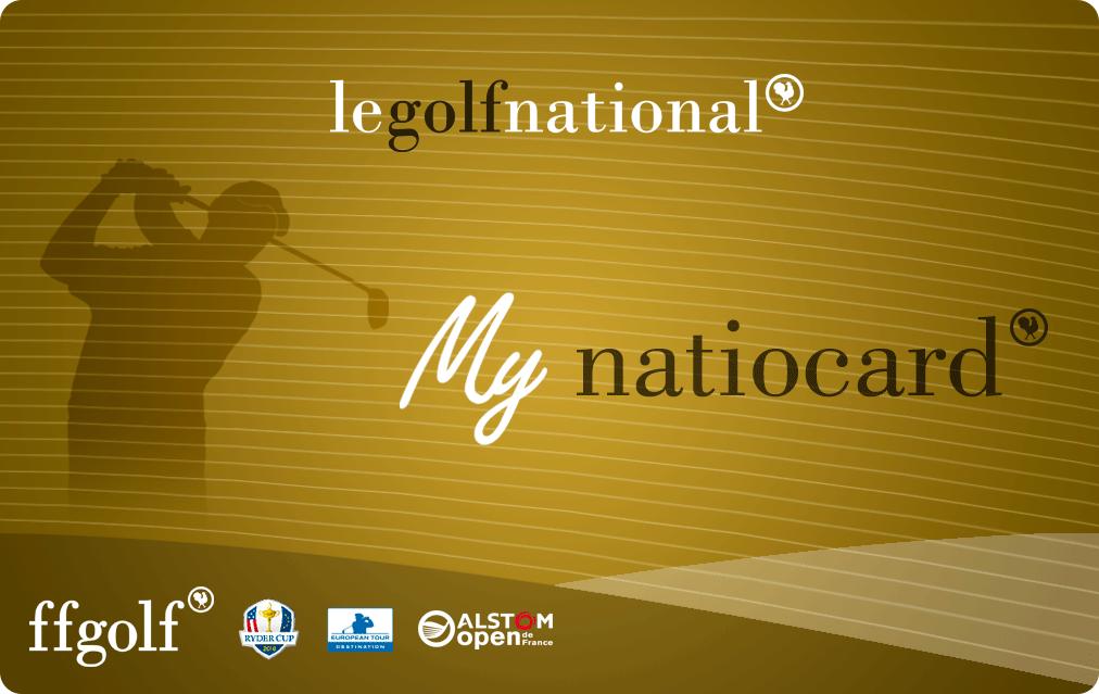 Carte Cadeau Golf.Golf National Carte Cadeau