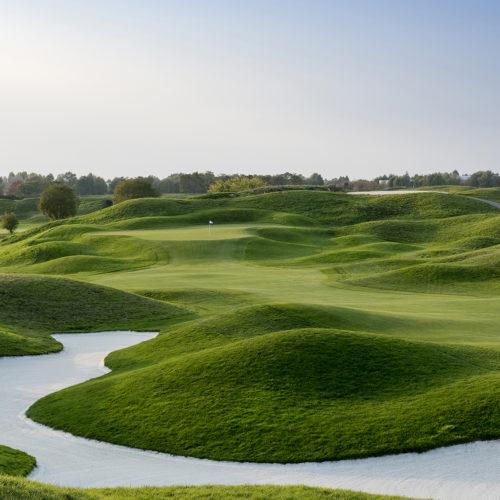 golfnat 12th bunker