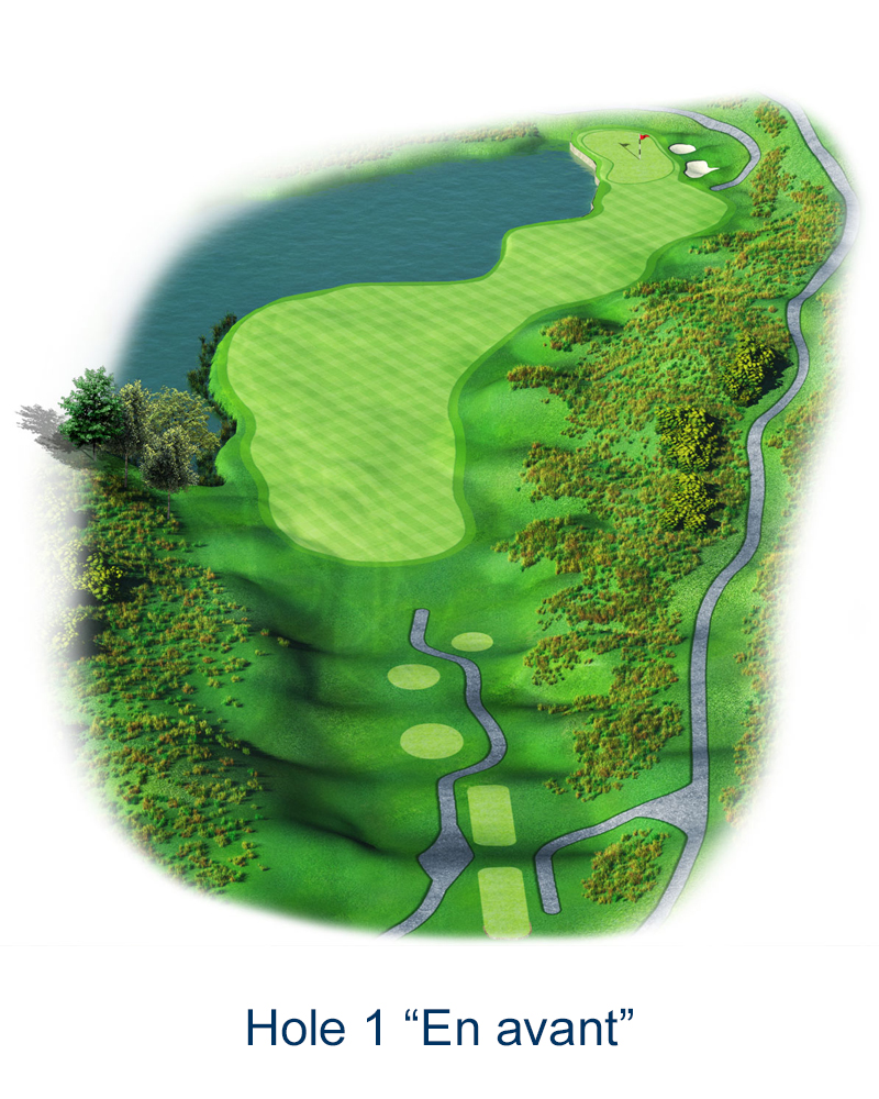 Golf National Albatros Course Hole Diagram Courses In Europe Where 2018 The Final Act Of Ryder Cup Drama Will Be Played Come To Face And Feel A Bit
