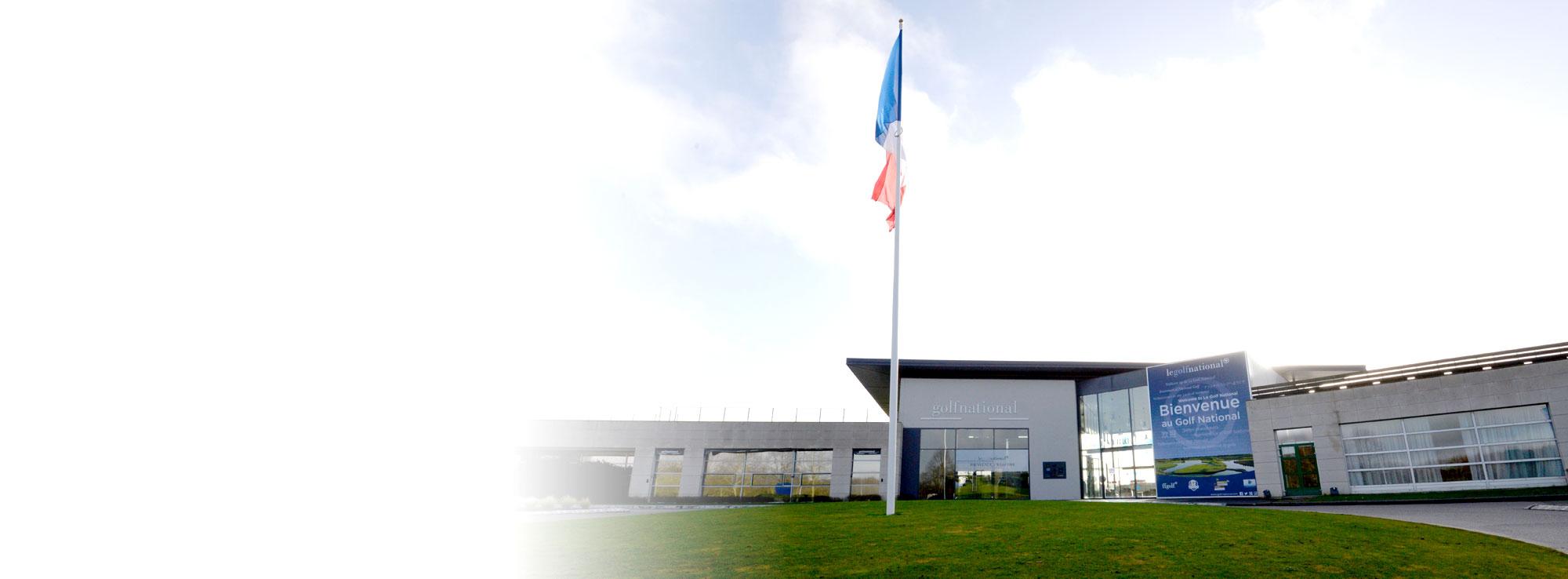Site d'accueil de la Ryder Cup 2018