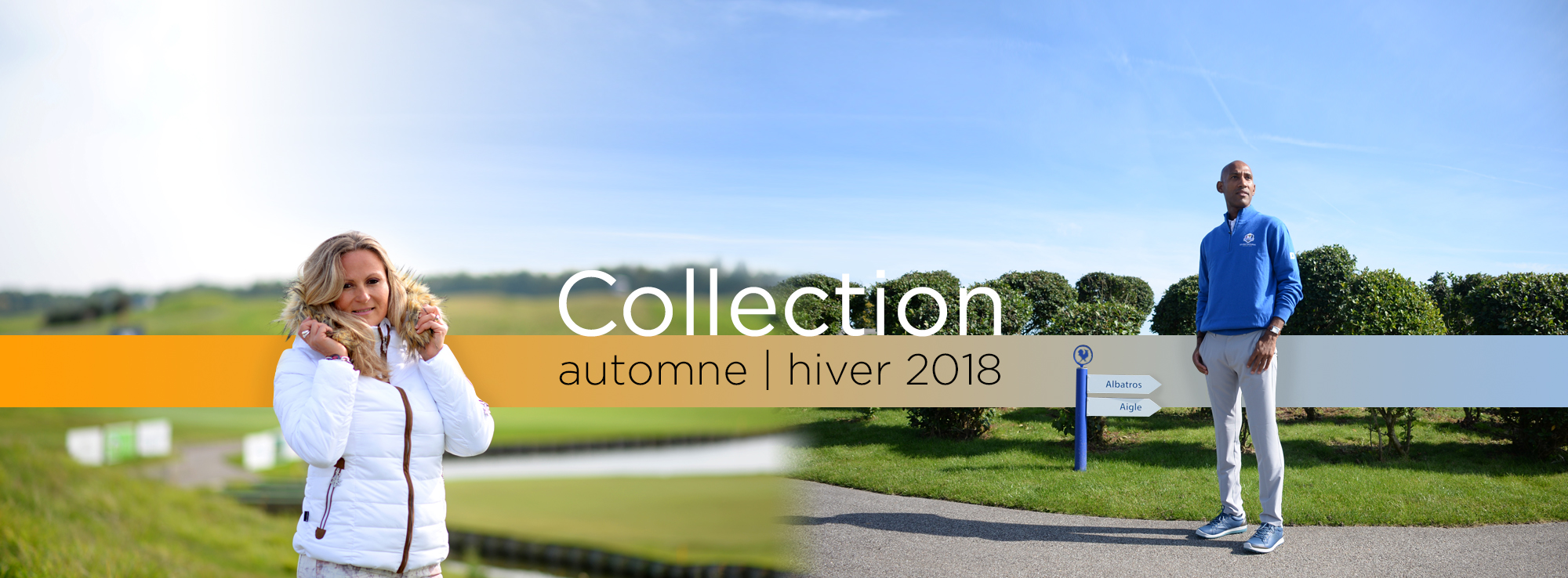 Collection automne hiver 2018