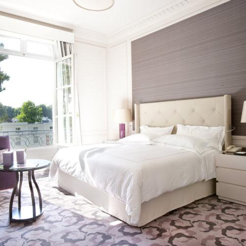 20.Trianon Palace Versailles, A Waldorf Astoria Hotel - Deluxe room garden view