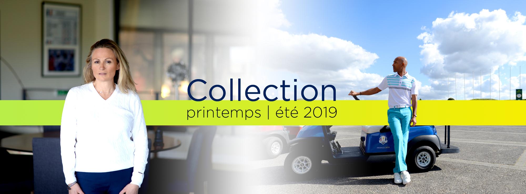 Collection printemps été 2019