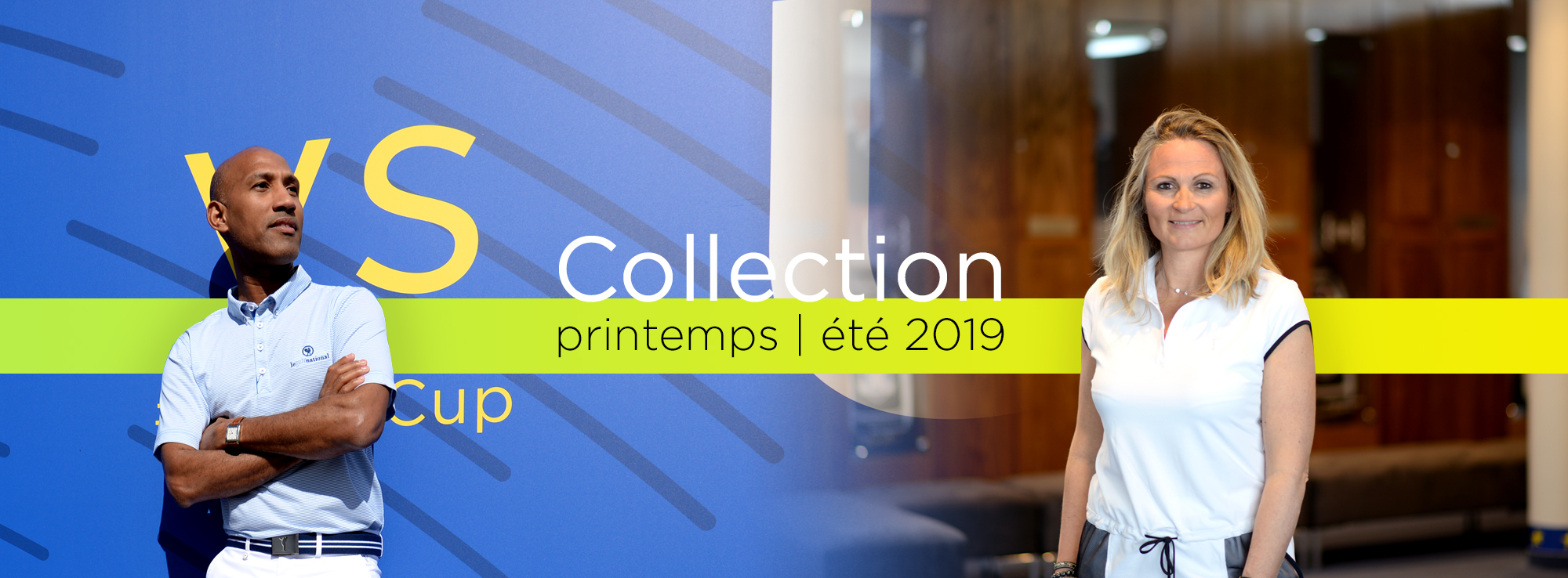 Collection printemps été 2019
