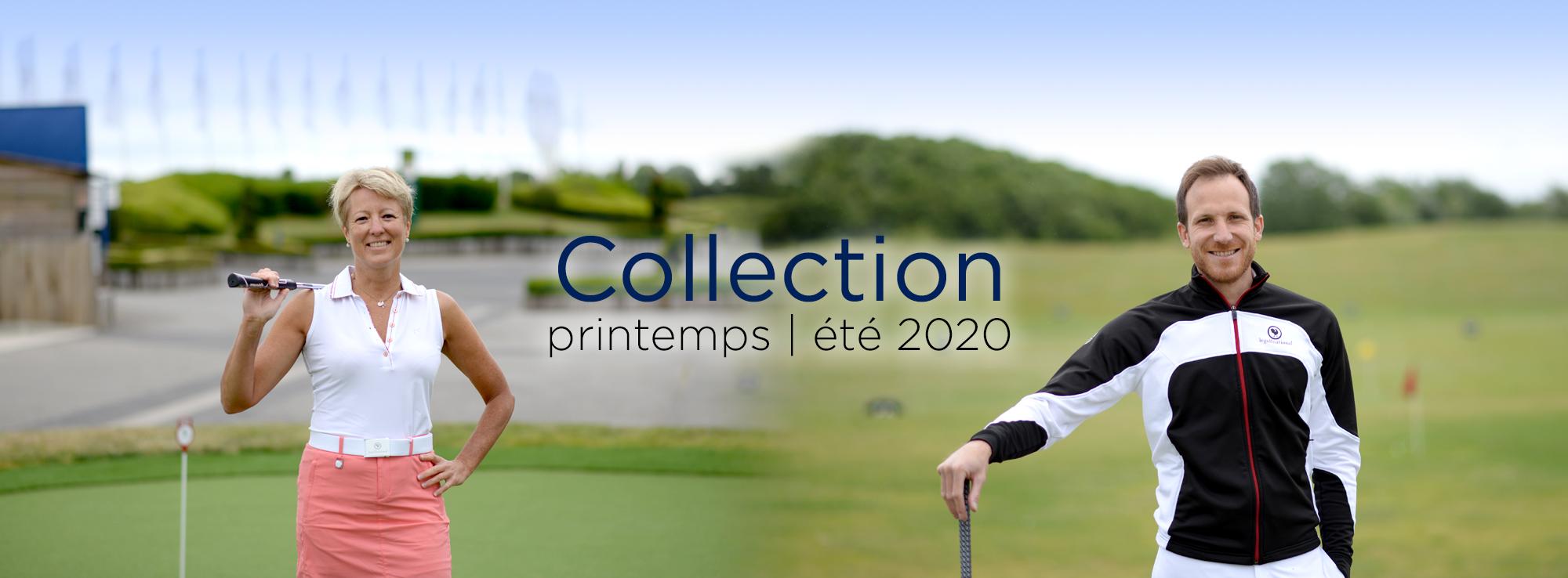 Collection printemps été 2020