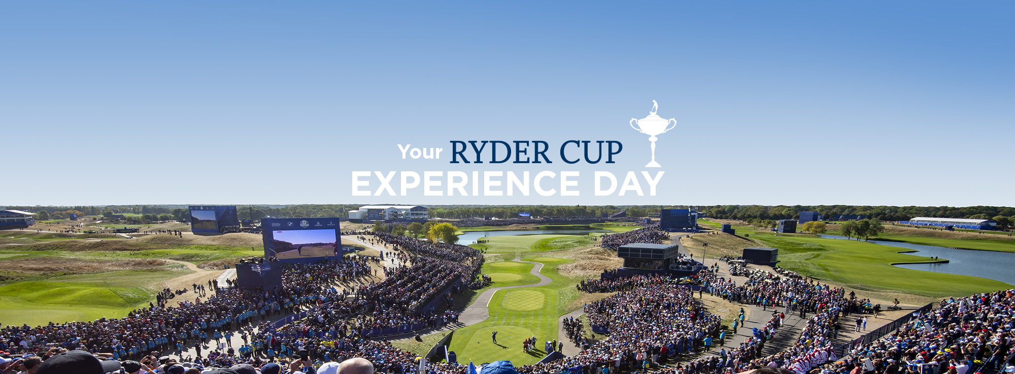 Ryder Cup experience day
