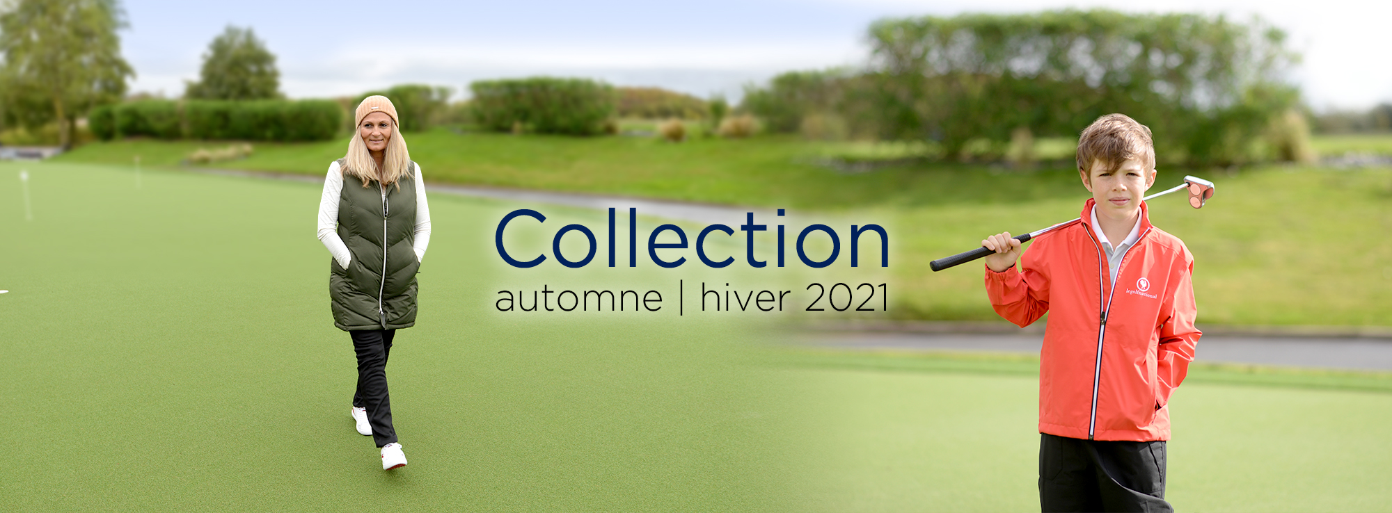 Collection automne hiver 2021