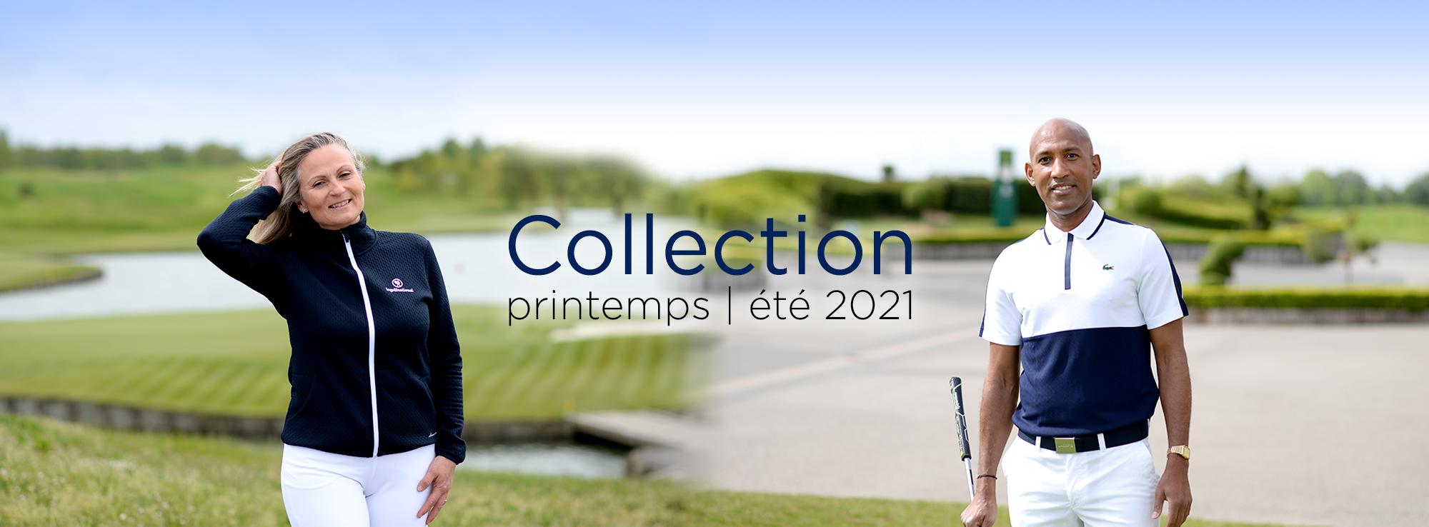 Collection aprintemps-été 2021